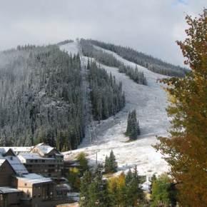 Winter Park Resort relishing season's first snow, Sept.30