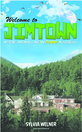 LOCAL AUTHORS: Book imagines whimsical adventures for Jamestown residents, local wildlife