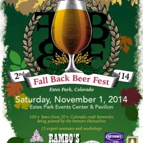 Taste beer, learn from brewers at Fall Back Beer Festival, Nov.1