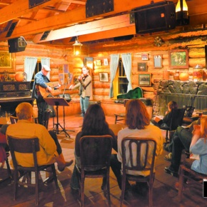 COVER: Open mic nights offer benefits for musicians, businesses, listeners