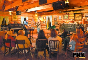 Gold Hill Inn Open MIc October 2014