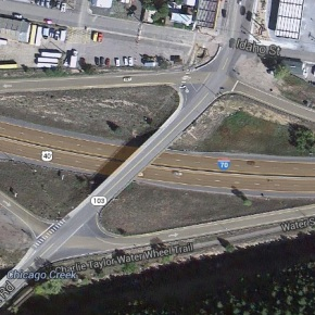 Scheduled opening of State Highway 103 bridgedelayed
