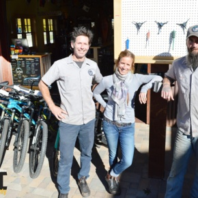 Salto Coffee Works, Tin Shed Sports remodel creates 'more functional'space