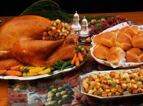 Community Thanksgiving events held throughout month