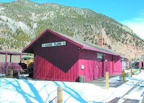 Silver Plume historic sites highlight mining,transportation