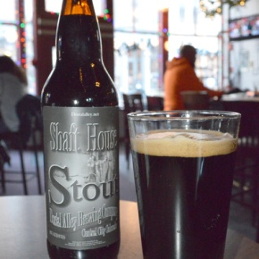 Dostal Alley crafts multiple-award-winning stout