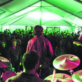 'Dead Guy' festival showcases localmusicians
