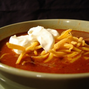 Warm up with High Country Auxiliary's annual Chili Dinner