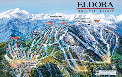U S Forest Service Releases Eldora Ski Area Projects