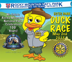 Ducks to hit the water this Saturday in EstesPark