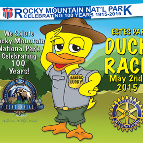 Ducks to hit the water this Saturday in Estes Park