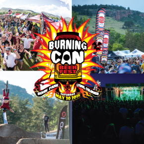 Oskar Blues Burning Can Festival to feature  60+ Craft Breweries serving more than 200 craftstyles