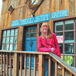 Gallery owner hopes to revive Ward's artscene