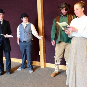 'The Impossible Paradise,' play tells story of Estes Park's earliestpioneers