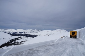 Trail Ridge Road opening delayed due to wet springsnow