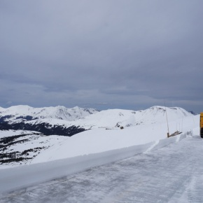 Trail Ridge Road opening delayed due to wet spring snow