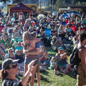 Locally-grown festival becomes summerhighlight