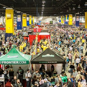 Great American Beer Festival announces 2015 ticket sale info; public on-sale July 29