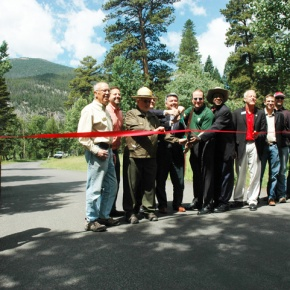 Old Fall River Road opens for season; Significant milestone for flood recovery in Rocky Mountain National Park
