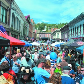 Beer, music flows in Central City