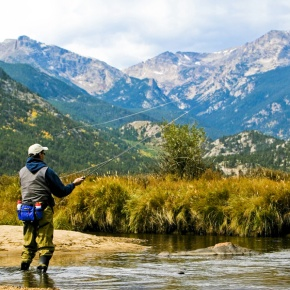 COVER: Fishing can be perfect way to experience Colorado lifestyle, scenery
