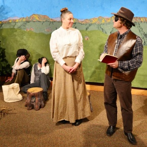 Original play brings area history to life on stage