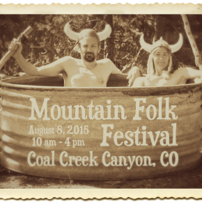 Mountain Folk Festival features more 'crazy' events