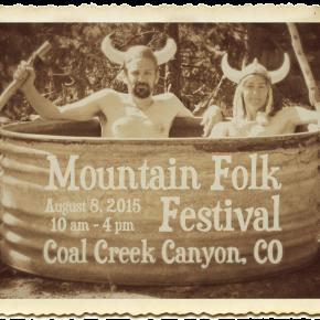 Mountain Folk Festival features more 'crazy'events