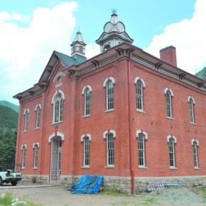 Restoration transforms, revives 'endangered' Georgetownbuilding