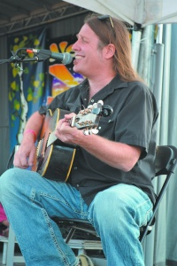 Danny Shafer at NedFest 2015