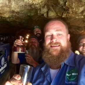 Brewer summons mine's past for latest beer project