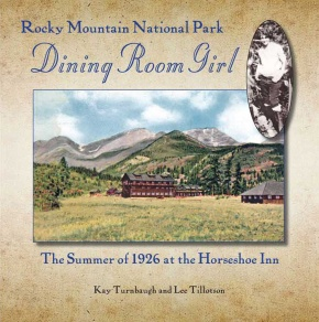 Local authors tell story of 1926 Horseshoe Inn, dining roomgirl