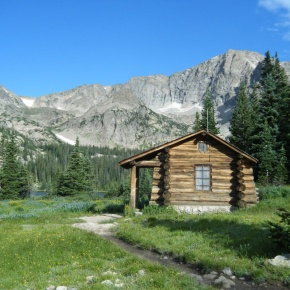 Wild Basin region of park home to historic places