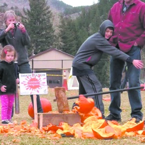 Popular Pumpkin SMASH returns