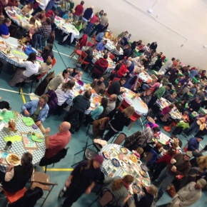 Stay out of kitchen, meet neighbors at mountain Thanksgivingevents
