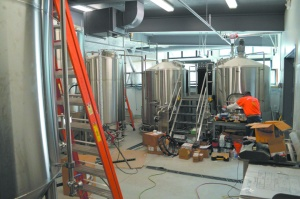 Westbound & Down Brewing Company purchased all-new equipment for its brewery in Idaho Springs.
