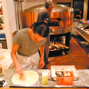 New pizzeria offers hand-made food, icecream