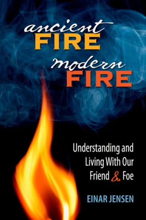 Author explores fire, preparedness