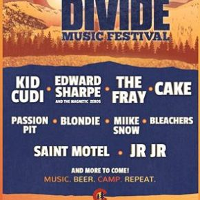 The Divide Music Festival announces lineup for inaugural three-day music, camping festival in Winter Park, July 22-24
