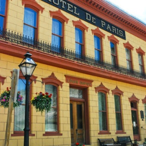 Hotel de Paris 'most complete' historic parcel in state