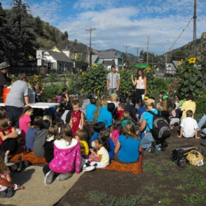 COVER STORY: Community gardens provide numerous physical, mental benefits for all ages