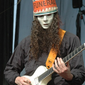 Virtuoso guitarist Buckethead performs at Boulder Theater, July 23