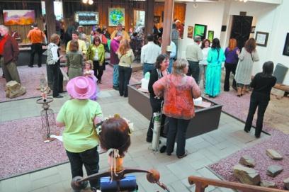Gilpin Arts Opening