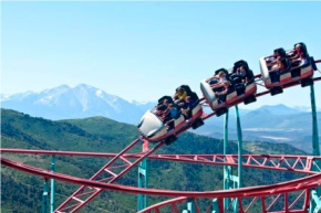 Glenwood Caverns Adventure Park celebrates National Roller Coaster Day, Aug. 16