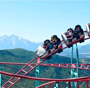 Glenwood Caverns Adventure Park celebrates National Roller Coaster Day, Aug.16