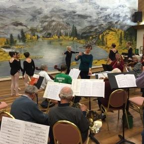 Oratorio rehearsals to begin for Decemberconcert