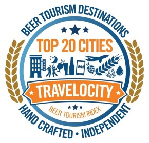 America's best beer destinations named in first Travelocity Beer Tourism Index