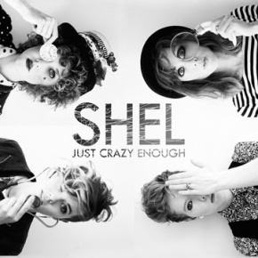 NOTEWORTHY: Just Crazy Enough by SHEL