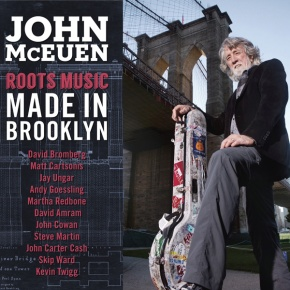 NOTEWORTHY: 'Made in Brooklyn' by John McEuen