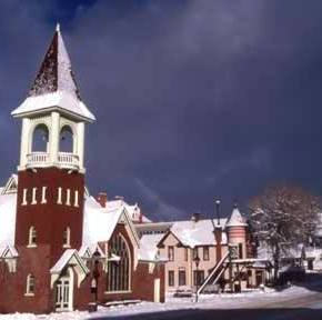 Have an old-fashioned holiday weekend inLeadville